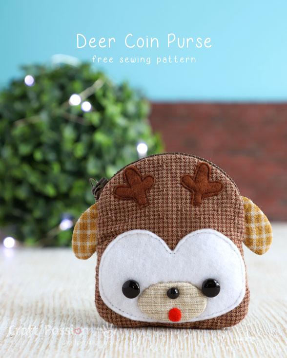 Deer Coin Purse, DiDi