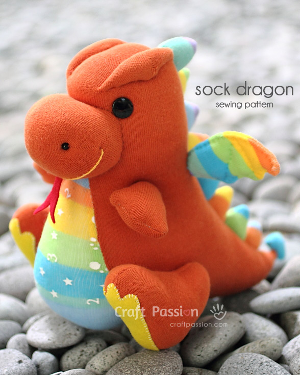Sock Dragon,Drake