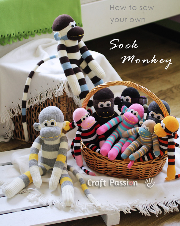 Sock Monkey, Marcho