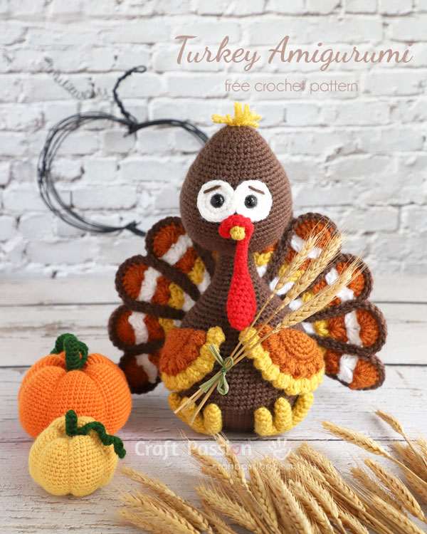 Turkey Amigurumi, Tutt