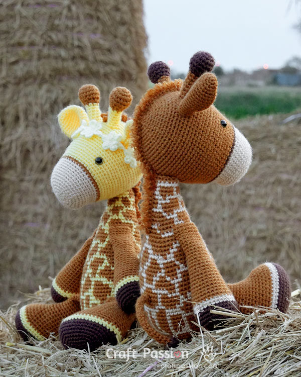 Amazon.com: GulizarCraft | Giraffe Stacking Handmade Amigurumi Crocheted  Toy 17 inches | Organic Cotton Stuffed Plush Animal | Washable Friend Doll  | Safe Baby Gift for Girls Boys 9 Months 1 2 3 Years Old: Handmade | 750x600