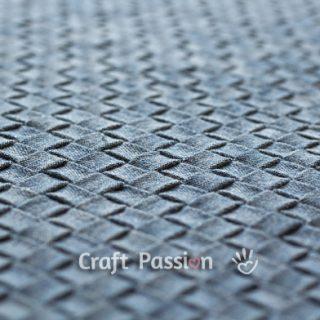 Fabric Intrecciato Weave