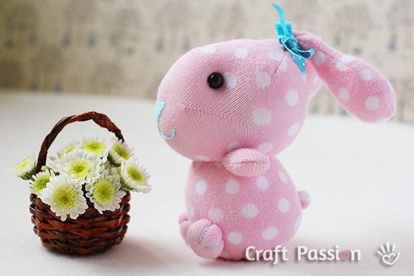 sock bunny 3