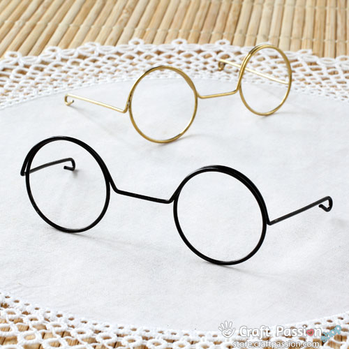 Eyeglasses For Doll