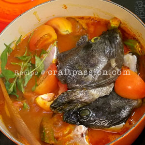 cook tangy curry fish 5