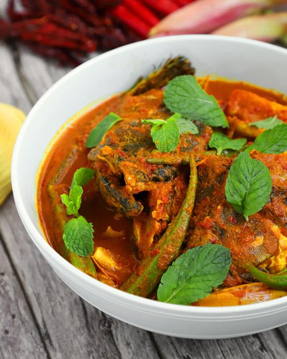Tamarind Fish Head Curry