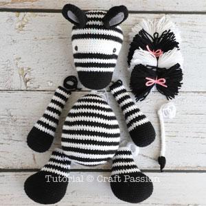 zebra assembly