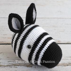 zebra head 2