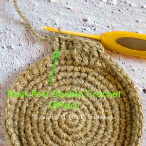 crochet basket 10
