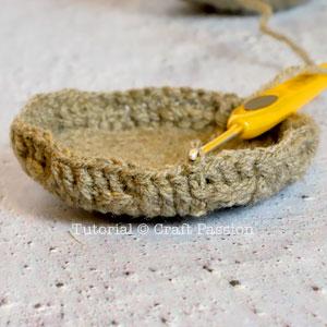 crochet basket 12