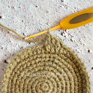 crochet basket 8