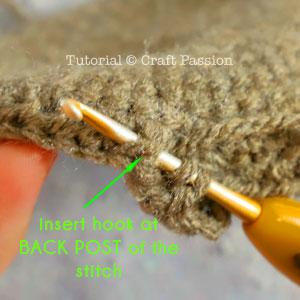 crochet basket 9