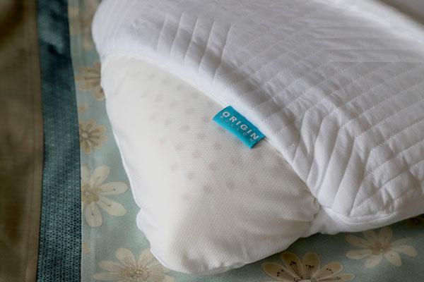 origin latex pillow