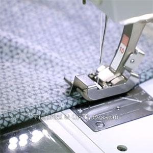 edge-stitch foot