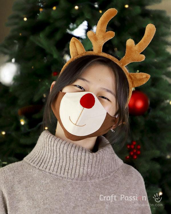 Rudolf the red nose reindeer