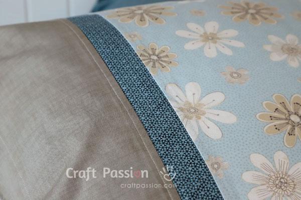 sew pretty pillowcase