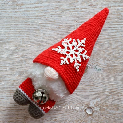 jingle bell gnome