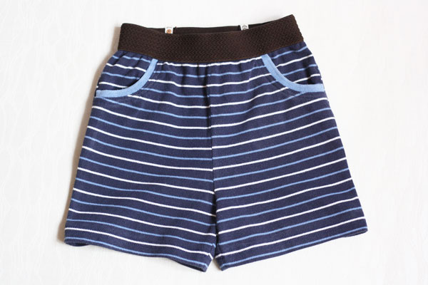 toddler jersey shorts front large