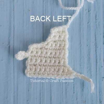 3 crochet dress