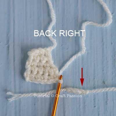 4 crochet dress