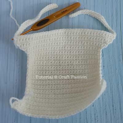 4 crochet nappy