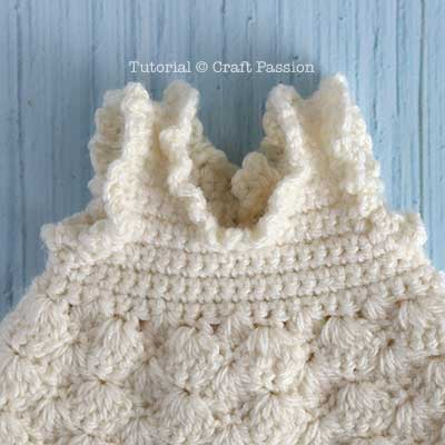8 crochet dress