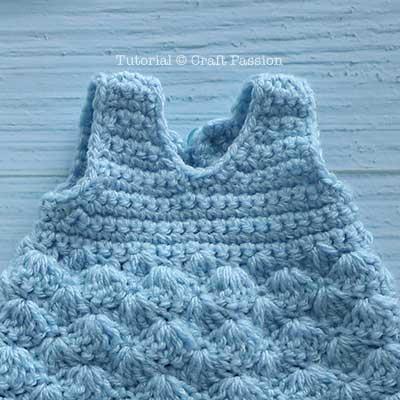 9 crochet dress