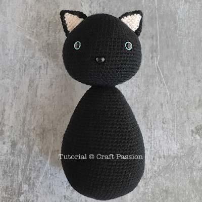 ami cat head body