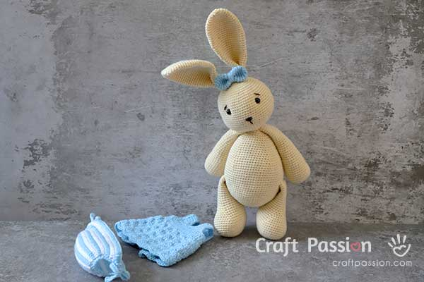 Amigurumi Bunny Crochet Pattern