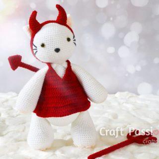 diy devil horns
