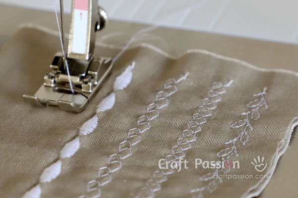 sewing machines decorative stitches