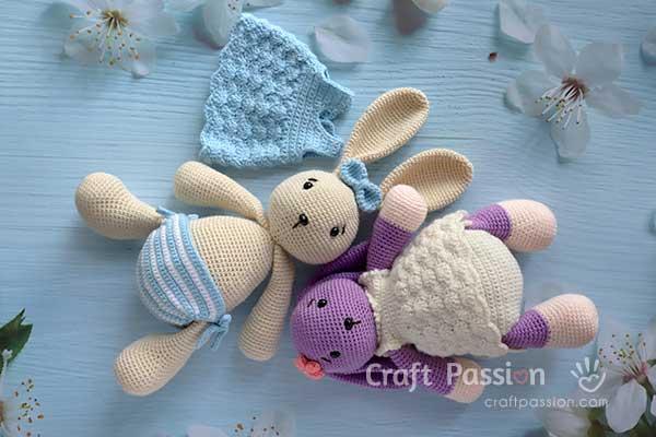 crochet panties for doll