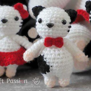 free kitten amigurumi pattern