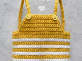 overalls crochet pattern